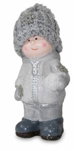 Figurka Winter boy